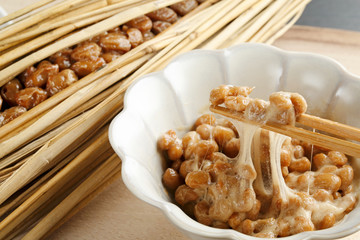 Natto, Fermented Soy Beans