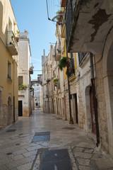 Alleyway. Rutigliano. Puglia. Italy.