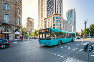Frankfurt am Main, Stadtbus