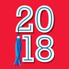 Class of 2018 . Congratulations Graduate Typography .