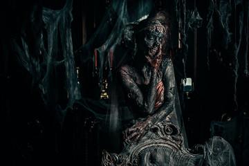 zombie dead bride