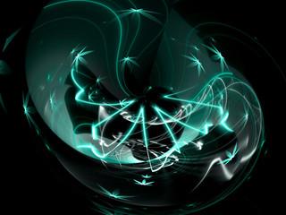 The art of asymmetric chaos