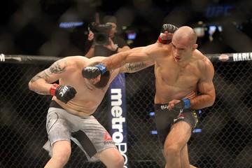 MMA: UFC Fight Night-Norfolk-Collier vs Fortuna