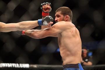 MMA: UFC Fight Night-Norfolk-McGee vs Strickland