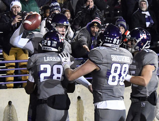 NCAA Football: Purdue at Northwestern