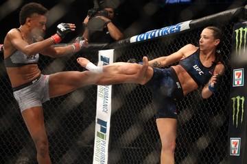 MMA: UFC Fight Night-Norfolk-Hill vs Ansaroff