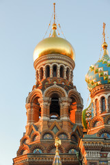 Church of the Savior on Spilled Blood - Saint Petersburg, Russia