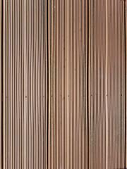 Braune Holzplanken oder Holzdielen als Hintergrund