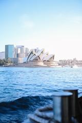 Printed roller blinds Sydney Sydney Opera House Australia
