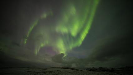 Islande - Iceland - Aurore boréale