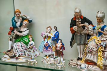 Porcelain rare figurines