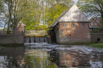 Historische Haarmühle