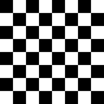 Vector pattern seamless white and gray as checkerboard transparent background.