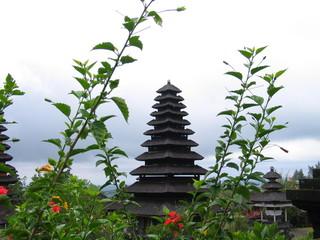 Bali. Templo madre de Besakih (Templo hindú en Indonesia)