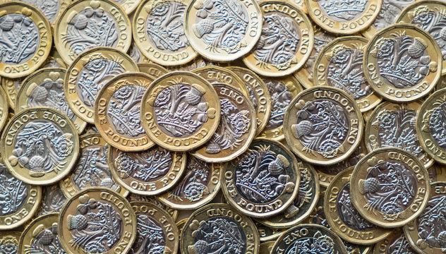 UK money, brithish pound coins