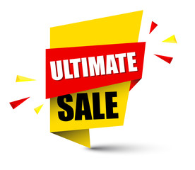 banner ultimate sale