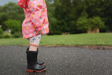 Smallest Rain Boots