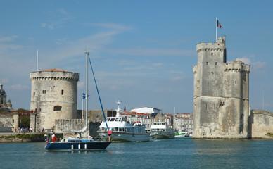 Tours de La Rochelle