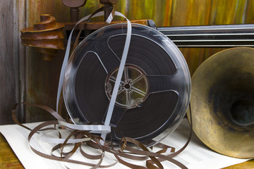 Magnetic Tape And Musical Instruments