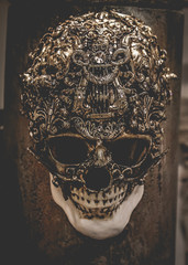 Masks of Venice Italy