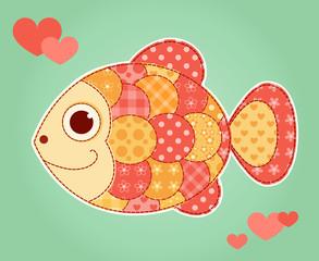 Application fish