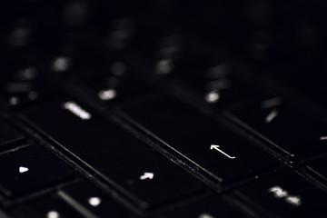 macro keyboard black
