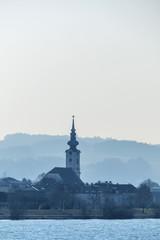 austria, lower austria, village church