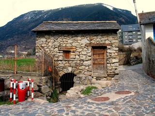 Andorra, un pequeño país de los pirineos.