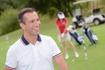 the fun in golf
