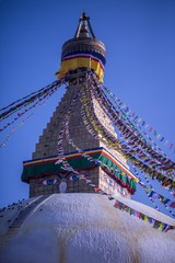 Traditional stupa in Nepal