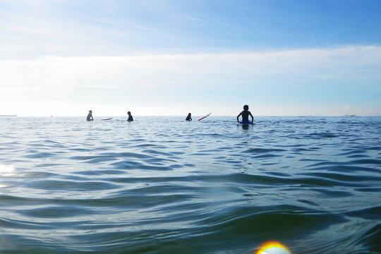 サーフィン 波 surfing サーファー