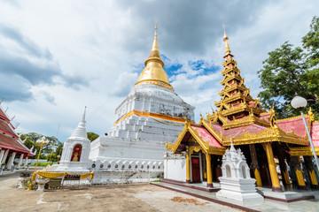 Wat Phra Kaew Don Tao Suchadaram temple in Lampang, Thailand