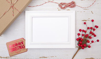 Photo Frame Background - Add your own image or writing
