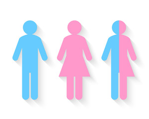 Third gender and sex concept