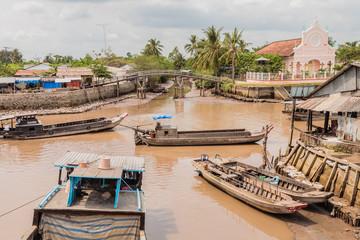 Mrkong delta