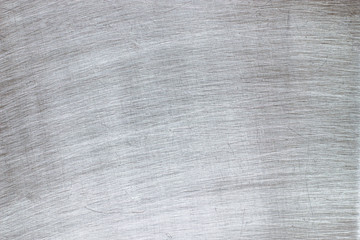 Brushed steel texture, part of metal construction as background