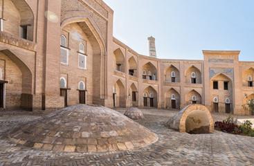 Sardoba - underground reservoir, Khiva