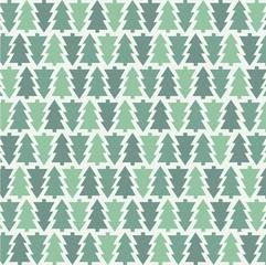 Weihnachtsbäume pattern