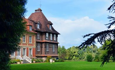 Chateau du Breuil Calvados Brennerei