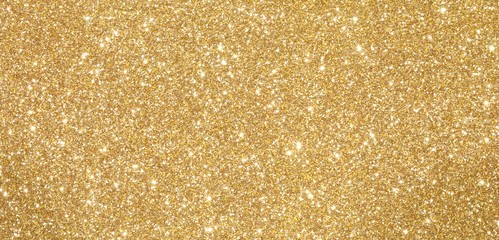 bright shimmering background perfect as a golden backdr Wall mural