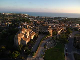 Altafulla, pueblo de Tarragona en Cataluña (España)