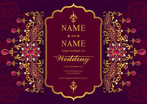 79 319 Best Indian Wedding Invitation Images Stock Photos Vectors Adobe Stock