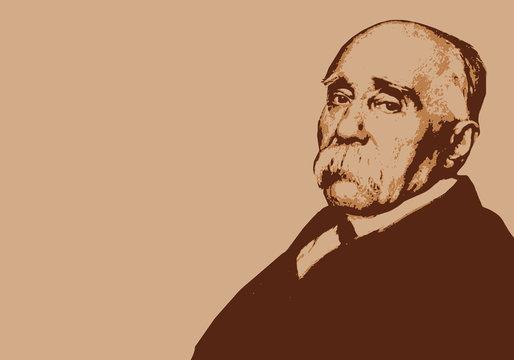 Clemenceau - personnage célèbre - guerre mondiale - 14-18 - grande guerre - centenaire - victoire