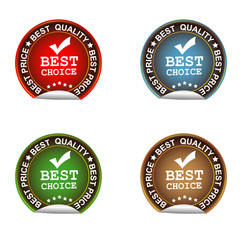 best choice tag label vector design