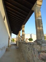 Abadía es un municipio español, en la provincia de Cáceres, Comunidad Autónoma de Extremadura. El municipio está enclavado en el valle del Ambroz, cercano a la Vía de la Plata
