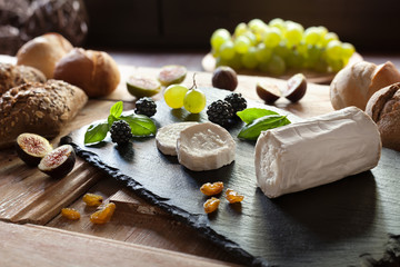Fromage_chèvre