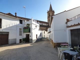 Alájar es un municipio español de la provincia de Huelva, Andalucía. Da nombre al puerto de montaña más alto de la provincia de Huelva