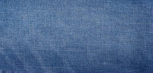 Blue jean texture background