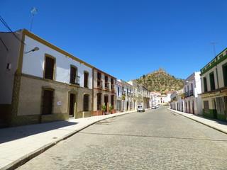 Alconchel, pueblo español, perteneciente a la provincia de Badajoz (Extremadura,España)