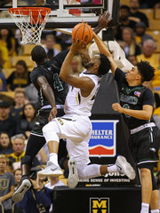 NCAA Basketball: Wagner at Missouri